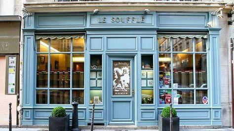 Lori Leak's Paris: Le Soufflé